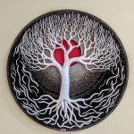 Gloria McRoberts Hang Ups Studio Featured Fiber Art